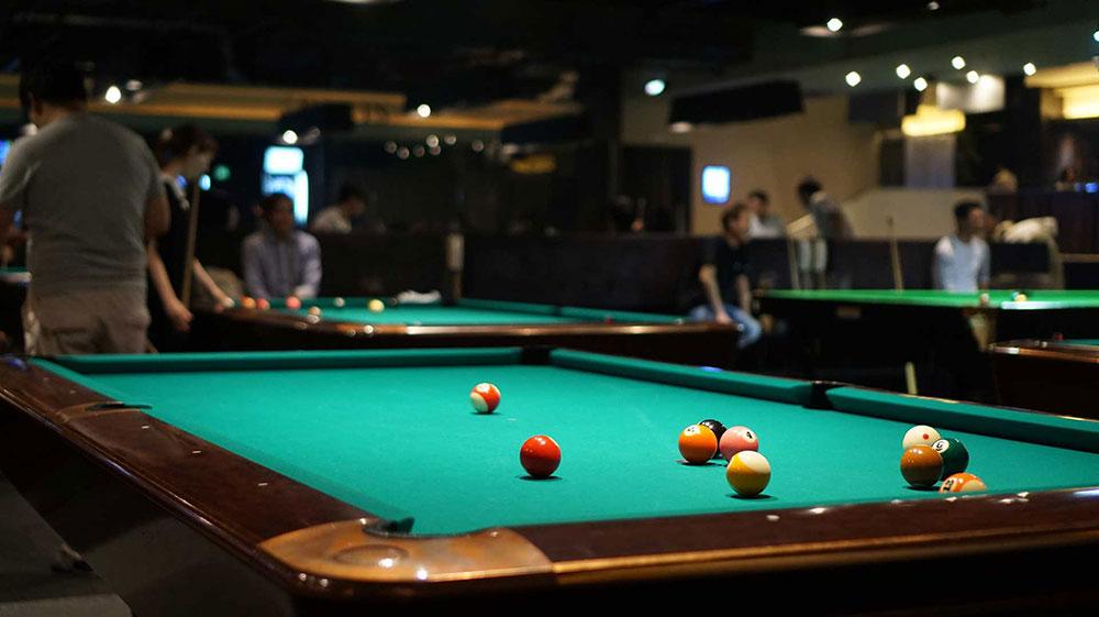Pool Table Installers