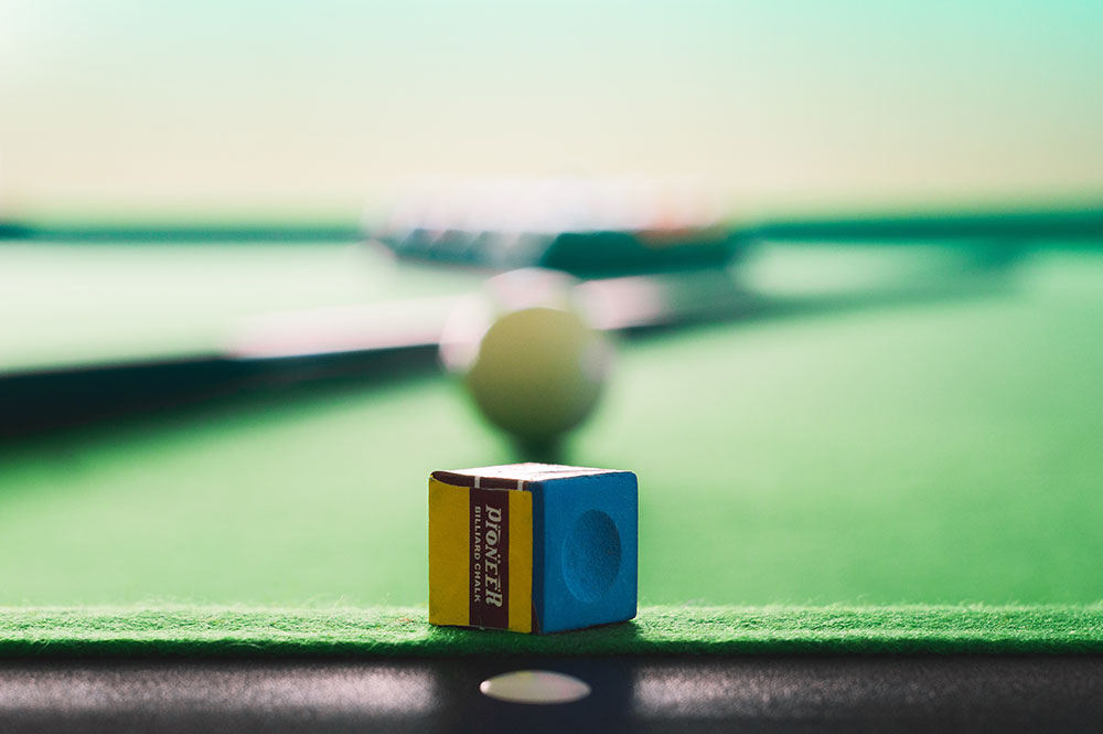 Pool table installations