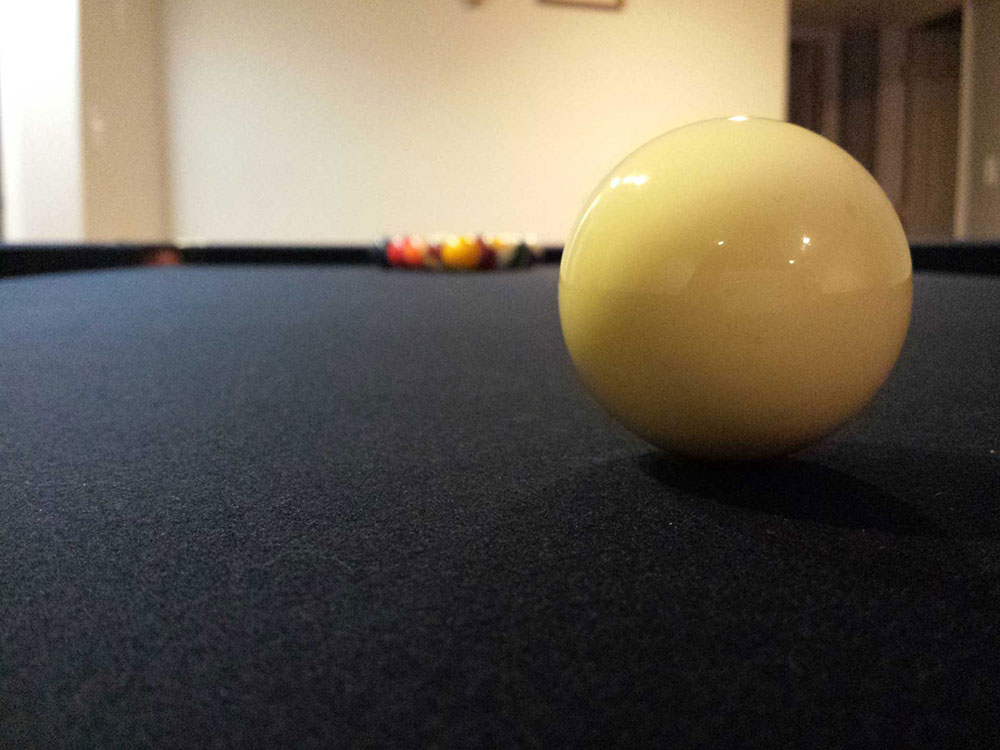 Pool table recovering in Wisconsin, Milwaukee